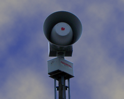 Severe Weather Siren